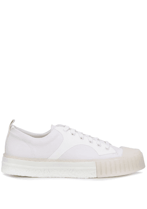 Adieu Paris low-top ridged sole sneakers - White