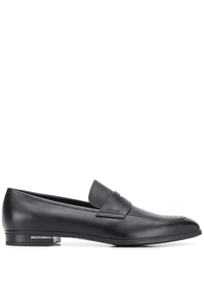 Prada classic penny loafers - Black