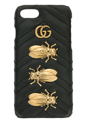 Gucci GG Marmont iPhone 6/7 case - Black