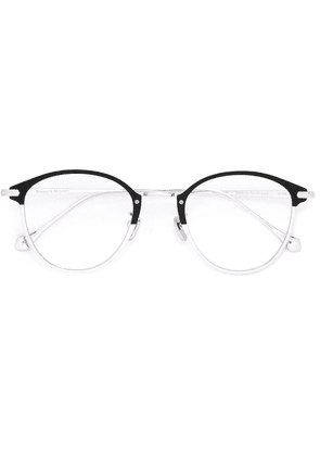 Frency & Mercury 'Mellow Go Round' glasses - Metallic
