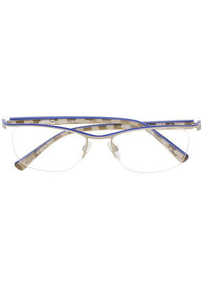 Etnia Barcelona rectangular shaped glasses - Metallic