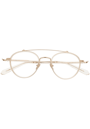 Frency & Mercury round frame glasses - NEUTRALS