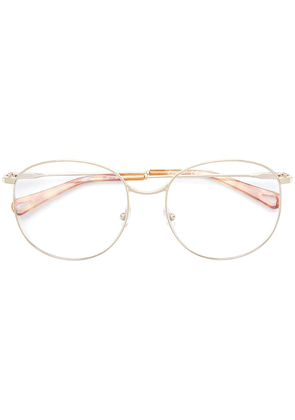 Chloé Eyewear Palma glasses - Metallic