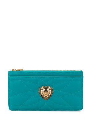 Dolce & Gabbana Devotion wallet - Blue