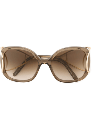 Chloé Eyewear 'Jackson' sunglasses - Grey