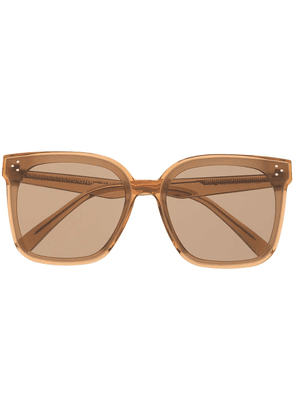 Gentle Monster Her BC1 sunglasses - Brown