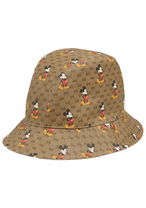 Gucci x Disney Mickey Mouse hat - NEUTRALS