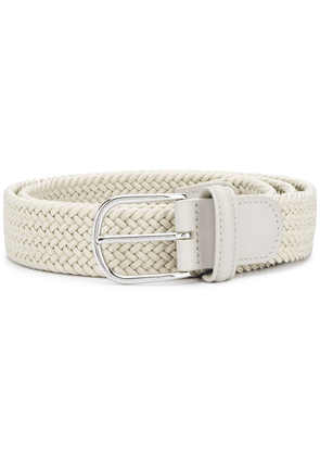 Anderson's Taric woven belt - NEUTRALS