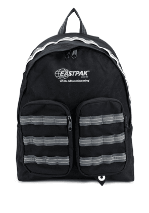 Eastpak Eastpak LAB x White Mountaineering Doubl'r backpack - Black