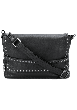 Valentino Rockstud messenger bag - Black
