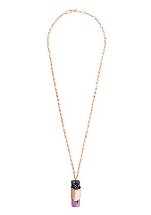 Coup De Coeur Gate Stone necklace - Multicolour