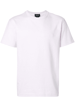 Calvin Klein 205W39nyc embroidered T-shirt - PINK