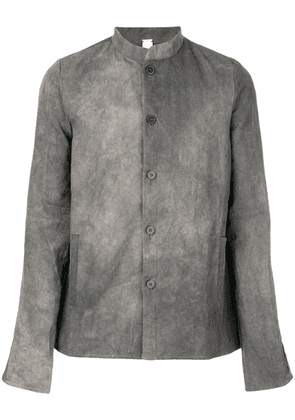 A Diciannoveventitre shirt jacket - Grey