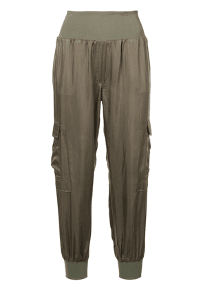 Cinq A Sept Giles trousers - Green