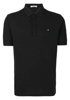 Valentino short sleeve polo shirt - Black