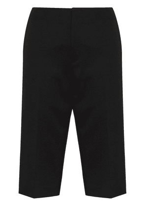 Maison Margiela tailored city shorts - Black