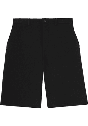 Burberry cut-out tailored shorts - Black