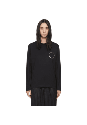 Etudes Black Wonder Europa Long Sleeve T-Shirt