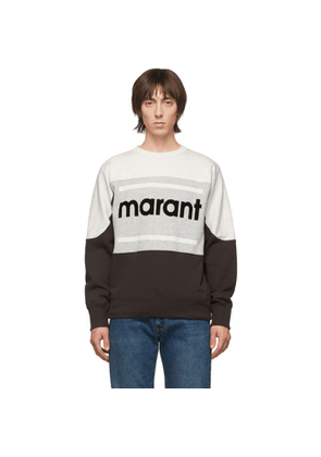 Isabel Marant Grey Gallianh Sweatshirt