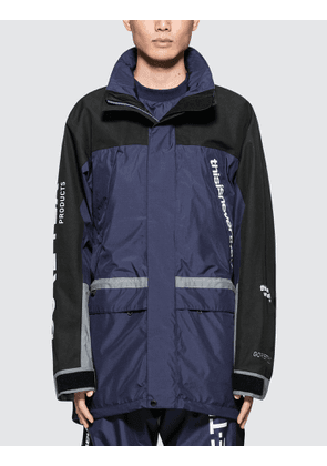 Thisisneverthat Thisisneverthat X Gore-tex City Peak Jacket