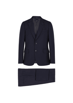 Paul Smith Soho Navy Slim-fit Wool Suit