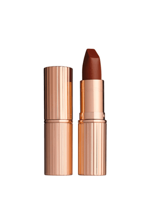 Charlotte Tilbury Matte Revolution Lipstick - Colour Birkin Brown
