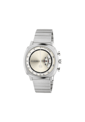 Gucci Grip 40mm watch - SILVER