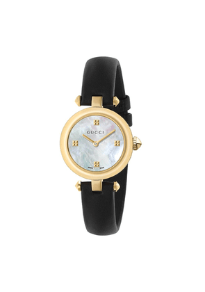 Gucci Diamantissima 27mm watch - Black