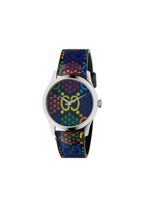 Gucci Psychedelic G-Timeless 40mm watch - Black