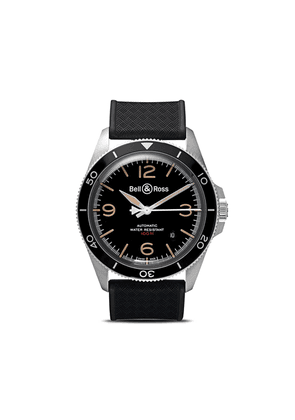 Bell & Ross BR V2-92 Steel Heritage 41mm - CAMO AND BLACK