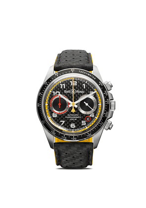 Bell & Ross BR V2-94 R.S.18 41mm - GREY, BLACK, RED AND YELLOW