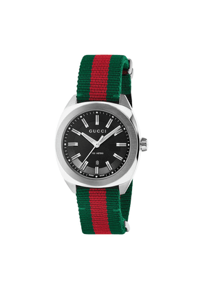 Gucci GG2570 watch, 41mm - Green