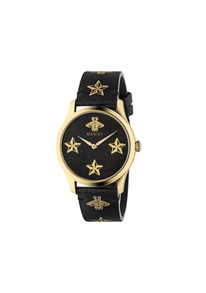 Gucci G-Timeless, 38 mm watch - Black