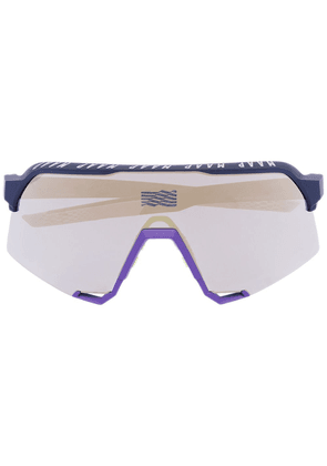MAAP x 100% S3 ski glasses - Blue
