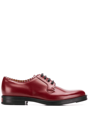 Gucci derby shoes - Red