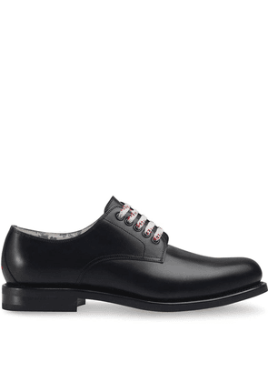 Gucci Leather lace-up shoe - Black
