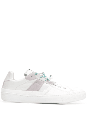 Maison Margiela lace-up wire sneakers - White