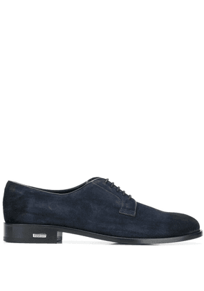 Baldinini simple brogue shoes - Blue