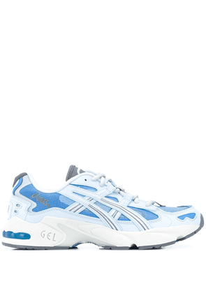 ASICS panelled low-top sneakers - Blue