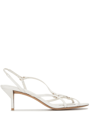 3.1 Phillip Lim Louise 60 strappy sandals - IVORY