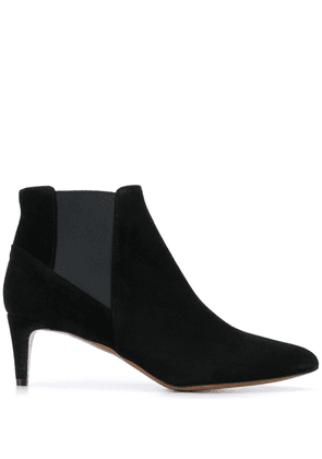 ATP Atelier suede ankle boots - Black