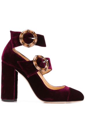 Chloe Gosselin Ella pumps - PURPLE
