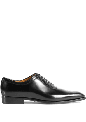 Gucci lace-up Oxford shoes - Black