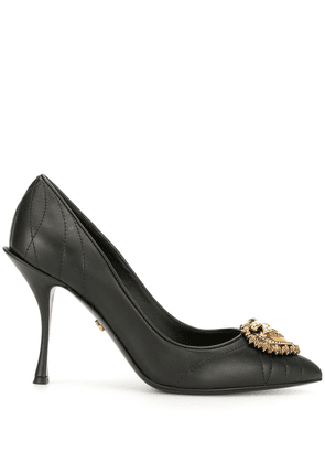 Dolce & Gabbana Devotion pumps - Black