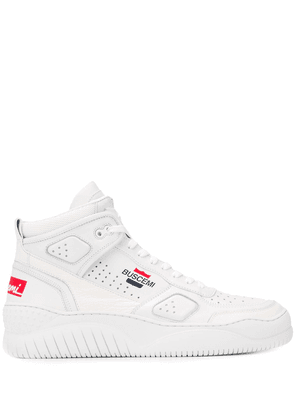 Buscemi high-top sneakers - White