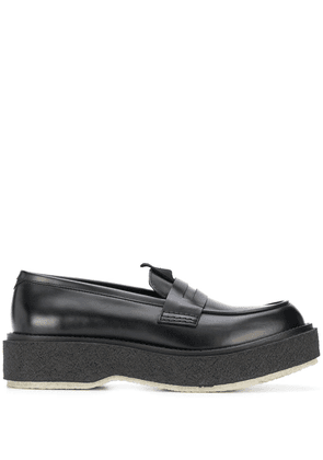 Adieu Paris x Etudes loafers - Black