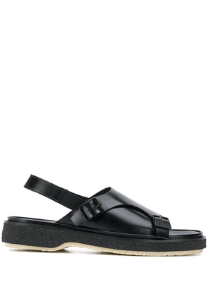 Adieu Paris open toe sandals - Black