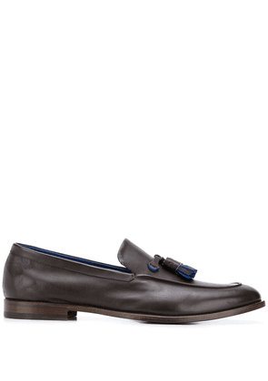 Fratelli Rossetti tassel front loafers - Brown
