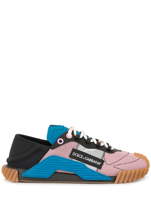 Dolce & Gabbana NS1 low-top sneakers - PINK