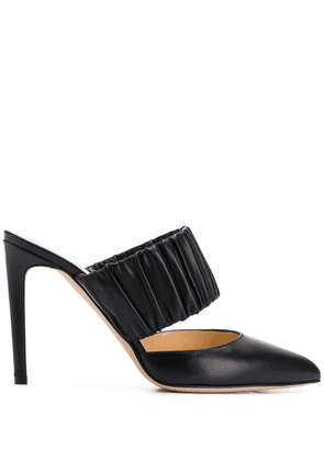 Chloe Gosselin Kiera 100mm mules - Black